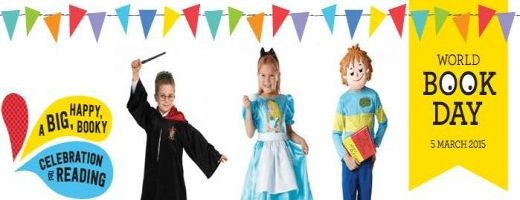 World Book Day Childrens Costumes