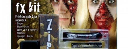 Halloween Special effect scars, wounds & blood - PLEASE PHONE SHOP FOR AVAILABILITY
