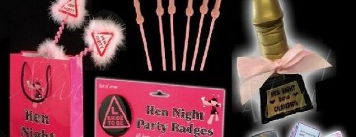 Party World's Top Ten Hen Night Accessories