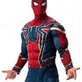 Deluxe Spider-Man Infinity War Fancy Dress Costume