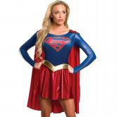 Supergirl Super Hero Costume