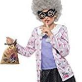 David Walliams Deluxe Gangster Granny costume