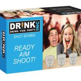 DR!NK INC – Shot Bomb Set of 4