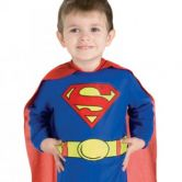 Superman Super Hero Soft & Cuddly