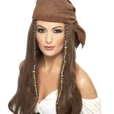 Pirate Lady Wig