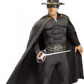 Out of stock - Zorro Deluxe Costume Adult