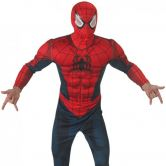 Adult Spider-man Deluxe Adult Costume