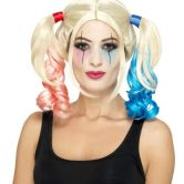 Twisted Harlequin Wig - Sold Out