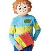 Horrid Henry Child Costume - Medium Only