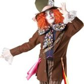 Mad Hatter Adult Disney Costume