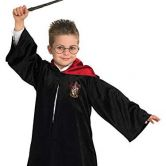 Official Harry Potter Gryffindor Deluxe Robe Childs