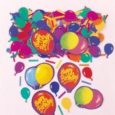 Painted Balloons Confetti