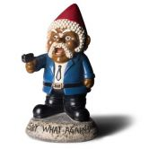 Say What Again? Garden Gnome