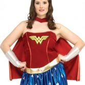 Wonder Woman Sexy Super Hero Costume (FC)