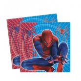 Amazing Spider-Man Luncheon Napkins