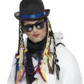 Chameleon Hat 80's | Like Boy George in 1980's