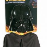 Darth Vader Mask & Cape Child Costume
