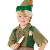 Peter Pan Child Disney Costume