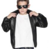 T-Bird Jacket Child Costume
