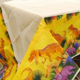 Paper Tablecover Prehistoric Party