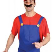 Funny Plumber - Red