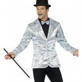 Sequin Jacket Mens