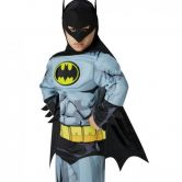 Deluxe Comic Book Batman Child Costumen