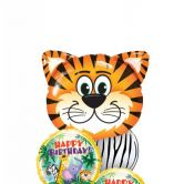 Tiger Jungle Birthday