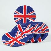 Sold Out - Union Jack Paper Plates 7
