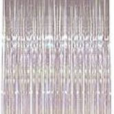 Shimmer Curtain Irredescent