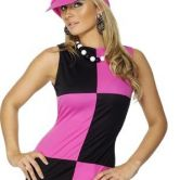 Swinging 60's Fever Adult Costume