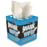 Novelty Box of Tissues - W**k Wipes Sold Out