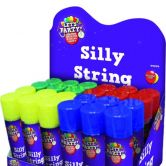 Silly String Spray Assorted Colours