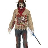Zombie Cowboy Adult Costume