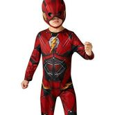 The Flash, Children Costume Official DC Justice League