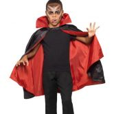 Reversible Vampire Cape, Kids