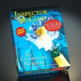 Champagne Murders  (includes DVD) |MURDERY MYSTERY DINNER PARTY GAMES