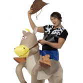 Out of stock - Ride 'Em Cowboy Inflatable Costume