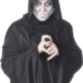 Grim Reaper Horror Robe Adult