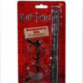 Harry Potter Glasses and Wand Kit - Out  of Stock