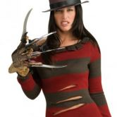 Out of stock - Sexy Miss Freddy Krueger Adult