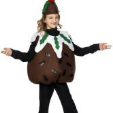 Christmas Pudding Child Costume