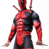 Marvel Deadpool Adult Costume