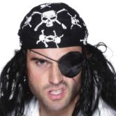 Out of stock - Pirate Satin Eyepatch