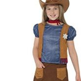 Cowgirl Child Costume