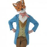 Mr Fox Child Costume