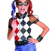 DC Harley Quinn Costume, Child