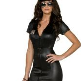 Sexy Cop Fever Adult Costume