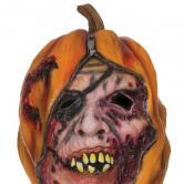 Pumpkin Mask Unzipped
