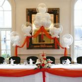 Top Table Bubble Arch